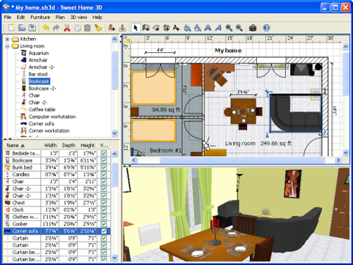 Free room layout software joy studio design gallery Free room design software